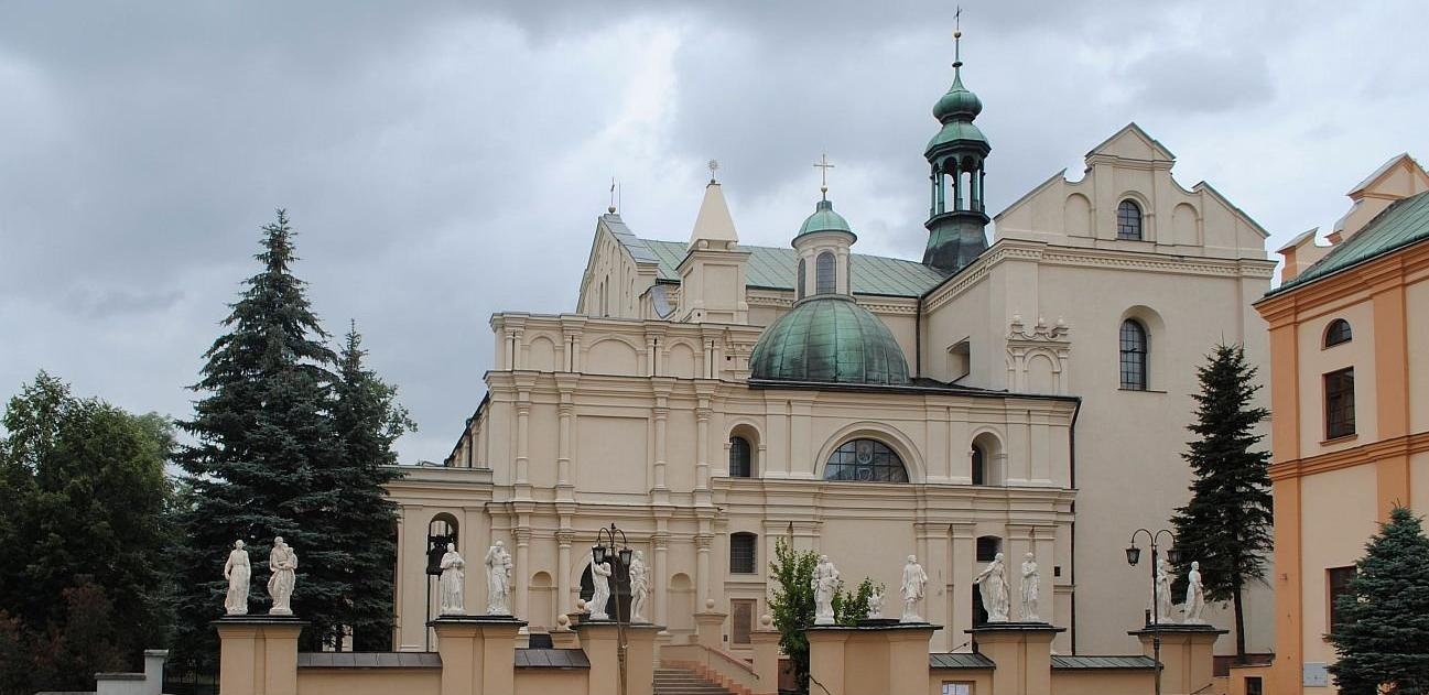 Kolegiata pw. Bożego Ciała w Jarosławiu