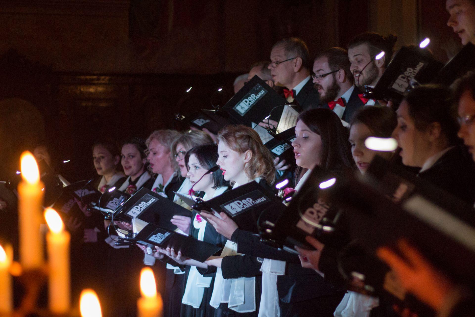 100 chórzystów na 100-lecie Odzyskania Niepodległości