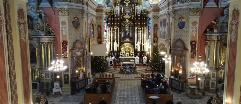 Msza Święta w intencji wdów i wdowców