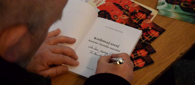 Promocja książki ks. prof. Stanisława Nabywańca