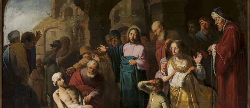 V Niedziela Wielkiego Postu – homilia