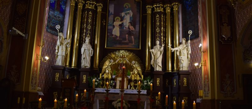 Triduum przed Uroczystością Zesłania Ducha Świętego (Czwartek i Piątek)