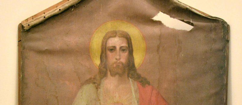 Obraz Serca Jezusowego