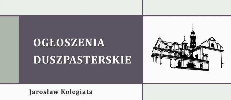 Niedziela Chrztu Pańskiego – 9.01.2020 r.