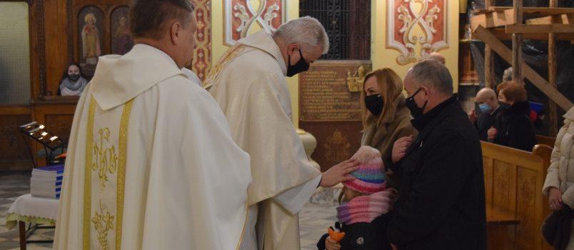Msza w intencji Rodzin
