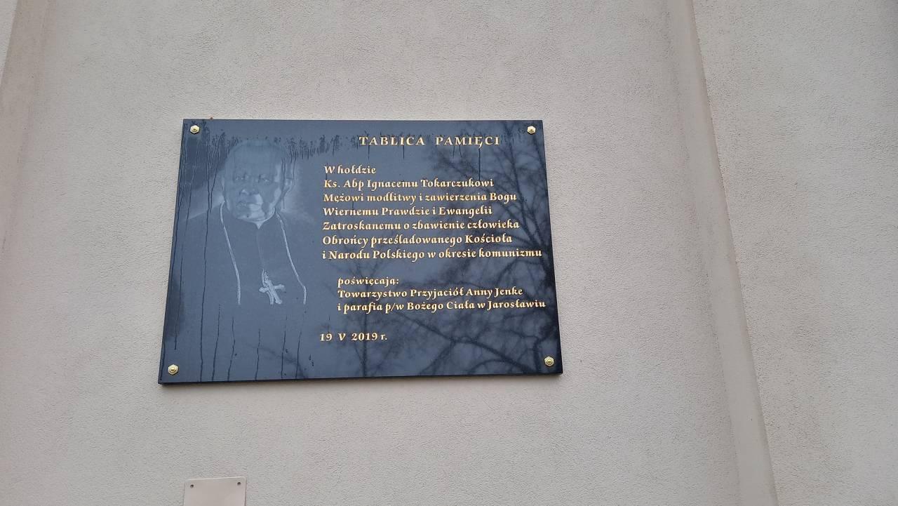8 rocznica śmierci ABPa Ignacego Tokarczuka